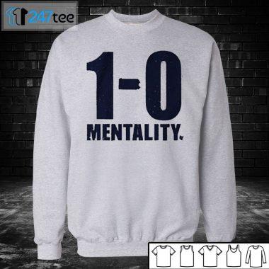 Unisex Sweatshirt 1 0 Mentality shirt