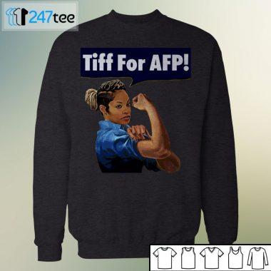 Unisex Sweatshirt Tiffany for AFP T shirt